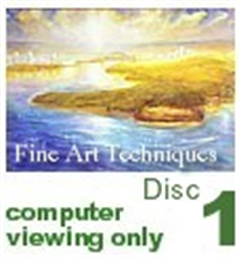Fine Art Techniques Disc 1