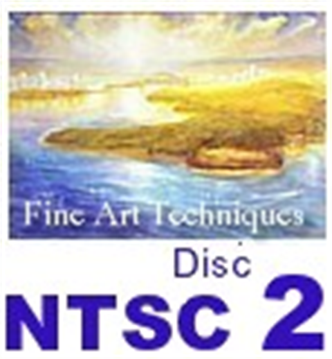Fine Art Techniques Disc 2  (NTSC)